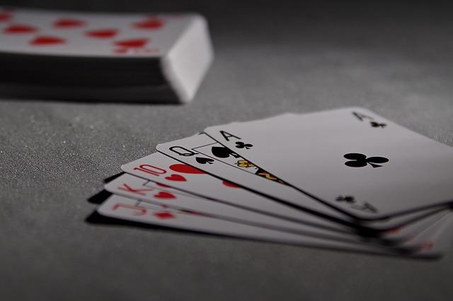 spelkort strategi